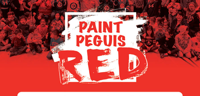 Rogers Hometown Hockey coming to Peguis!