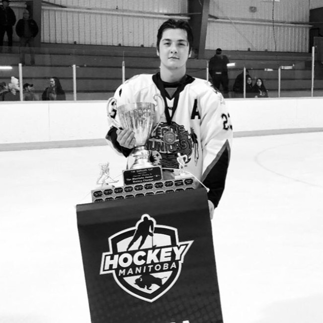 Tyrome Spence named KJHL MVP